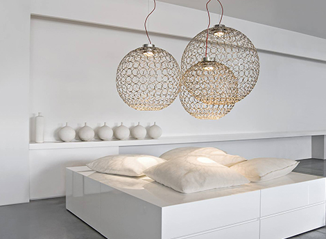 Iluminaci n y lamparas de dise o a medida en madrid eyd360 - Decoracion iluminacion ...